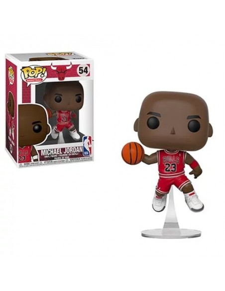 NBA Bulls Michael Jordan Pop! Vinyl Figure 54