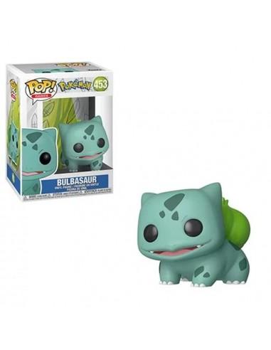 Pokemon Bulbasaur Pop! Vinyl Figure 453