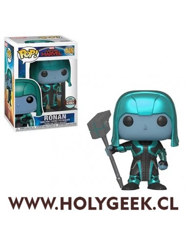 Captain Marvel Ronan Specialty Series Pop! Vinyl 448