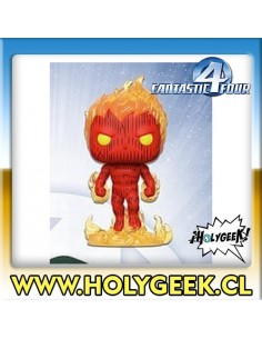 Fantastic Four Human Torch...