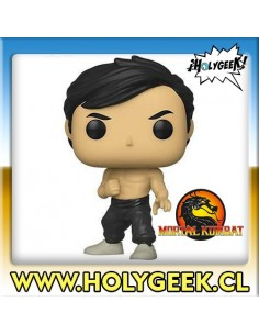 Mortal Kombat Liu Kang Pop!...
