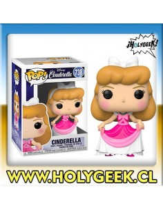 Cinderella Pink dress Pop!...