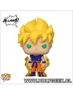 Dragon Ball Z- Super Saiyan...