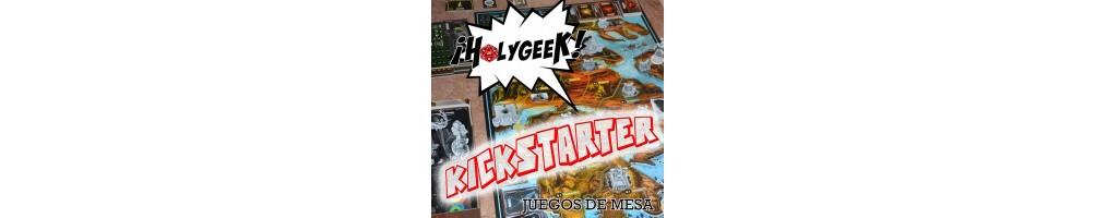 Preventas Kickstarter